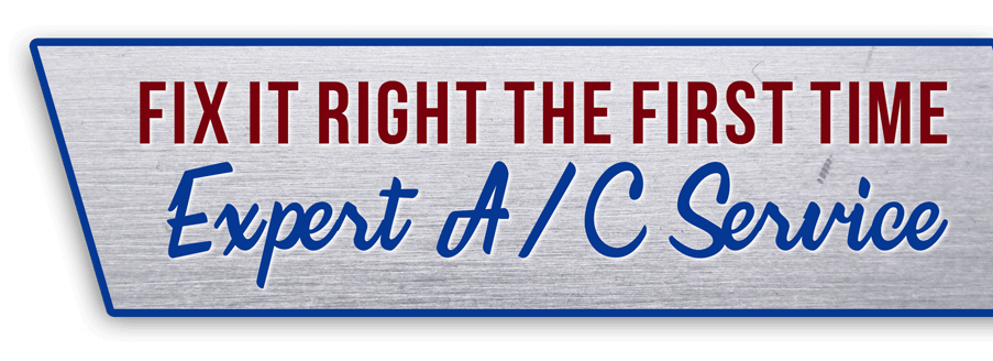 Fix It Right the First Time - Expert A/C Service